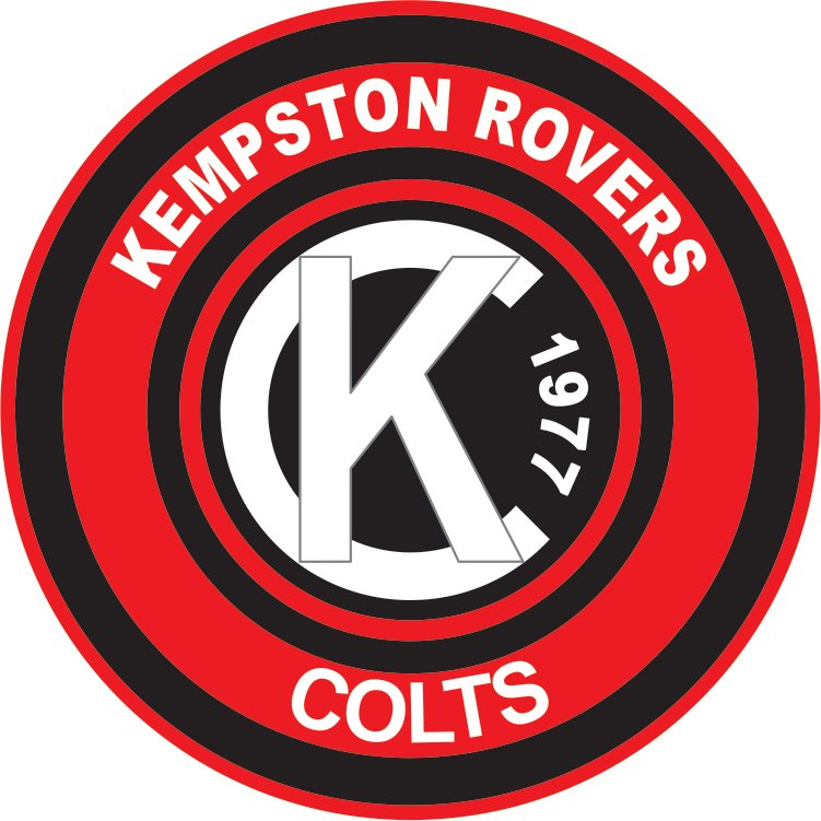 Kempston Rovers Colts badge