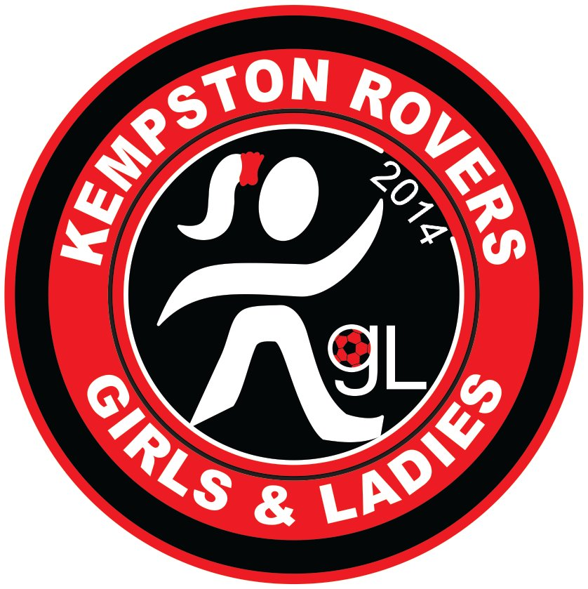 Kempston Rovers G&L Badge